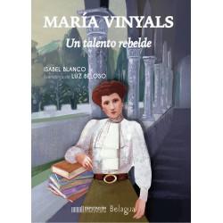 María Vinyals. Un talento...
