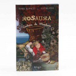 Rosaura, cesteira de Mondariz