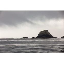 Punta Centoleira en la Illa...