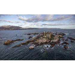 Faro de las illas Lobeiras